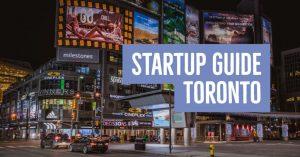 toronto startup incubators